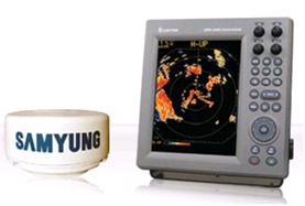Samyung Radar Smr 3600