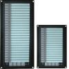 Binary extension alarm light panels