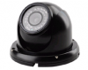 IR Dome Camera (Super Night IR Vandalproof Dome)